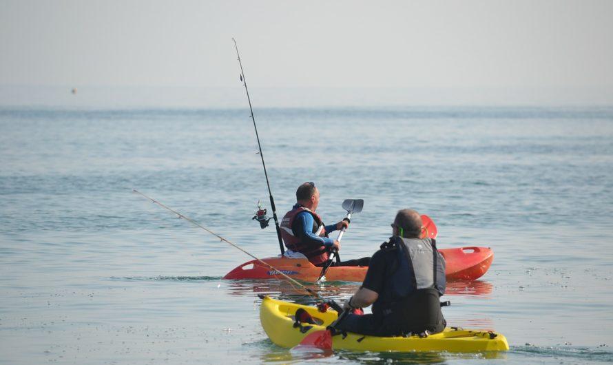 Tips on Kayak Fishing