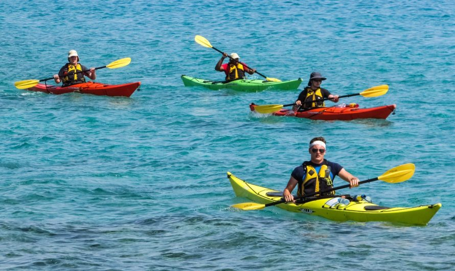 Kayak as a Sport
