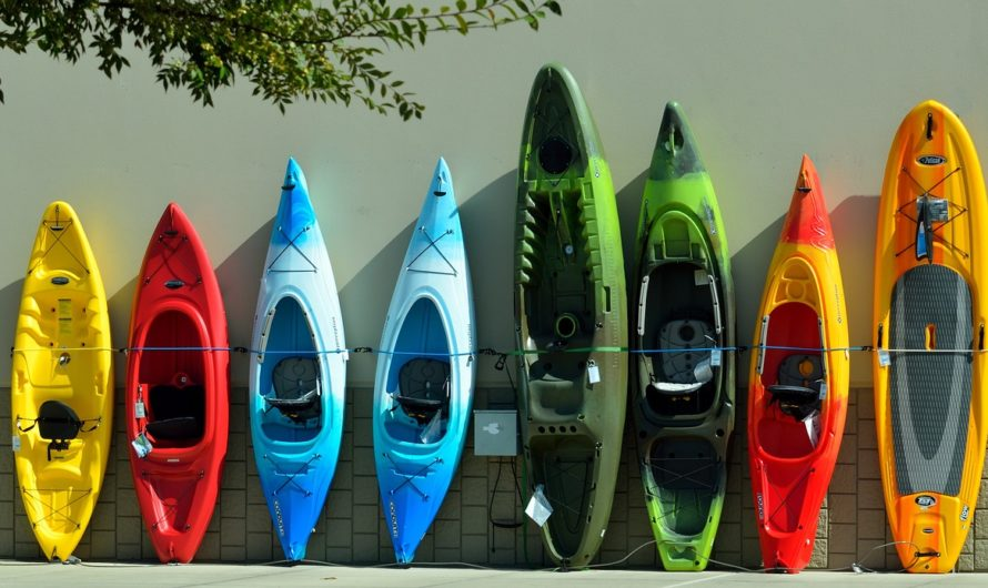 Kayaking For Beginners : Many Types of Kayaks Used For Kayaking