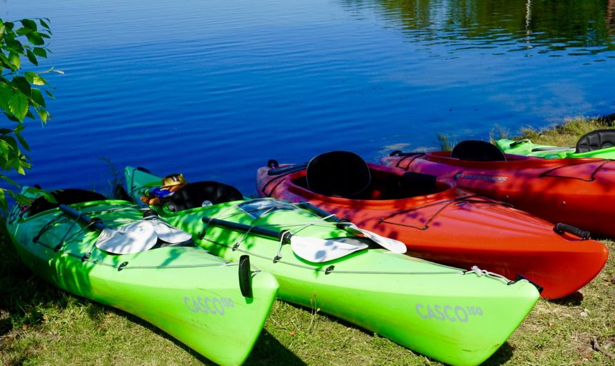 Selecting the Best Fishing Kayak