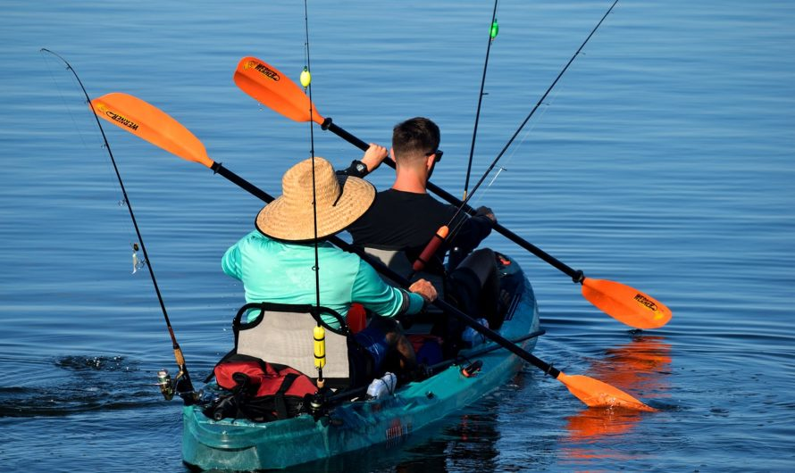 Best Style of Fishing Kayak for You